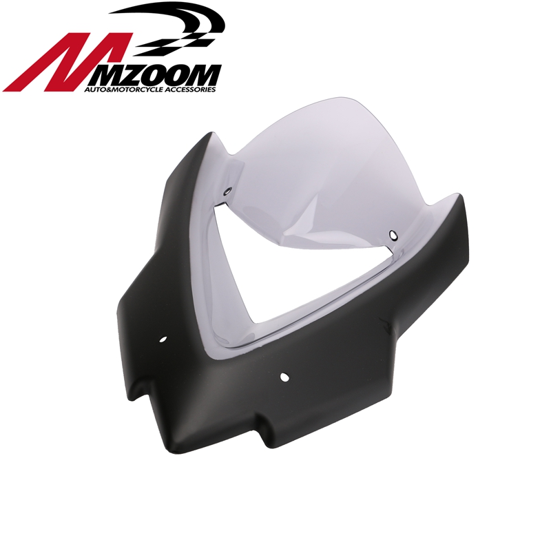 Free shipping Motorcycle Accessories High quality Windshield For Kawasaki Z1000 2015 2016 <br>