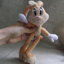 "FREE SHIPPING super soft SERIES STUFFED PLUSH DOLL ANIMAL Looney Tunes Bugs Bunny 8"" 20cm  Plush toy doll PLEASE READ"
