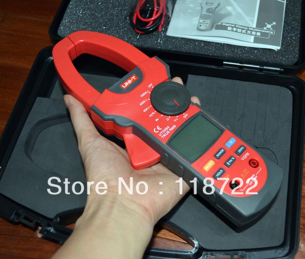 UNI-T UT209A Digital Clamp meter digital Multimeter DMM<br><br>Aliexpress