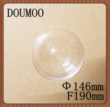 4 pcs small fresnel lens PMMA acrylic material diameter 146 mm focus  190 mm fresnel lens Magnifier Solar concentrator