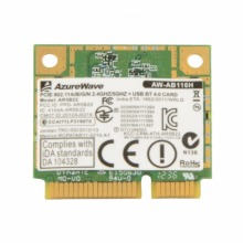 Network Wireless WiFi Card 802.11N 1202 AR5B22 For Gateway ZX4270 Laptop Network Cards VC887