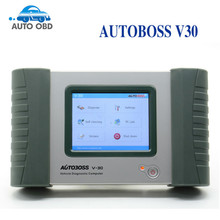 Original AutoBoss V30 Auto Scanner Online Update SPX AUTO BOSS V30 Unequalled Vehicle Diagnosi tool for America,Europe,Asia cars