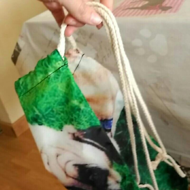 women draw string bags for girls