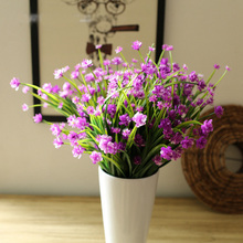 5 Colours 1PC Plastic Primrose Artificial Plant Plastic Flower Wedding Flower Arrangement Home Decoration