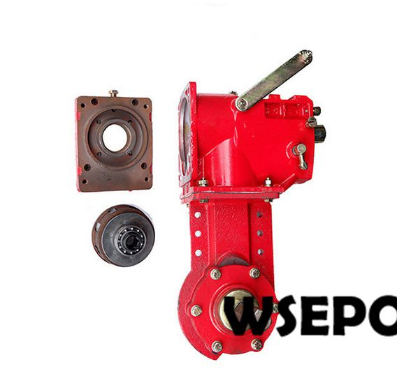 walking and gearbox kit3
