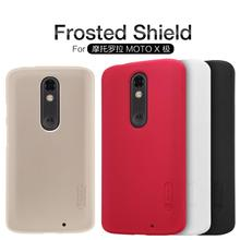 Original Nillkin For Motorola Moto X force/Droid Turbo 2 Hard Case Cover Hight Quality Back Cover For Motorola Moto X force