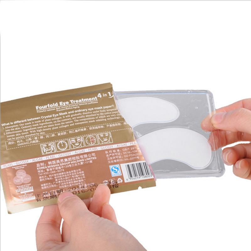 5Pairs Collagen Crystal Eye Mask Collagen Eye Patch Under Eye Dark Circle Remover Pilaten Gold Mask Moisturizing Anti-Puffiness 13