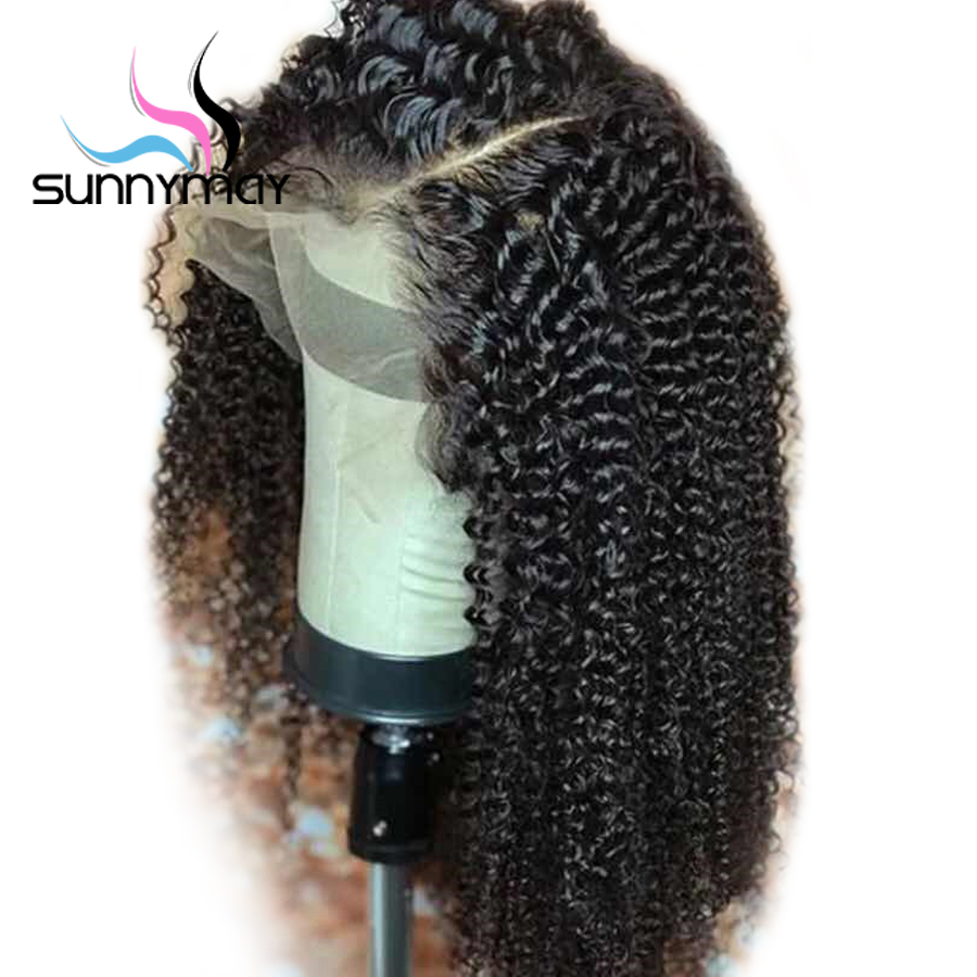 pre plucked curly wigs