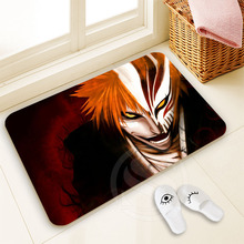H-P262 Custom Bleach #9 Doormat Home Decor 100% Polyester Pattern Door mat Floor Mat foot pad SQ00722-@H0262(China)