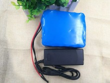 24V 10 Ah 6S5P 18650 Battery lithium battery 24 v Electric Bicycle moped /electric/lithium ion battery pack + Free shopping