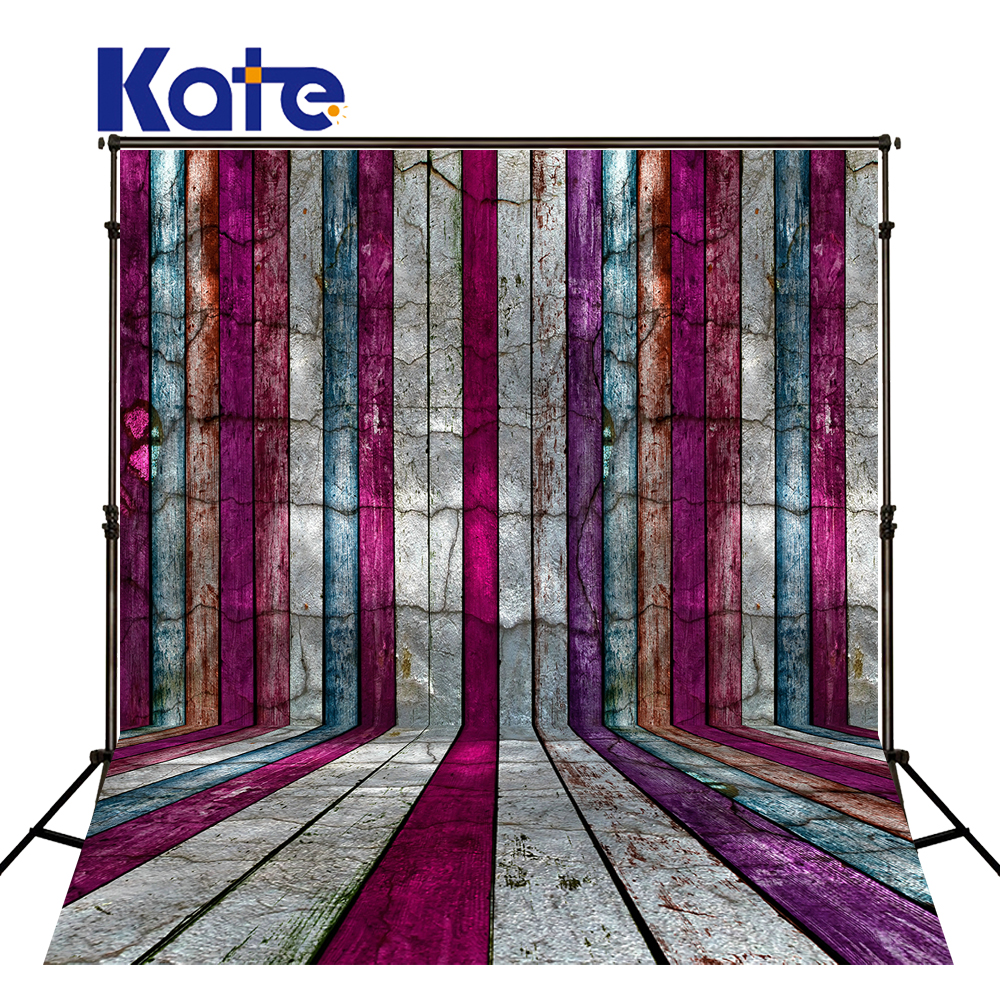 200Cm*150Cm Kate No Creases Photography Backdrops Vintage Wood Can Be Washed For Anybody Backdrops Photo Studio Ntzc-041<br>