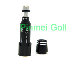 New Black .335 Golf Adapter Sleeve Replacement for Cobr Amp Cell Fairway Wood(China)