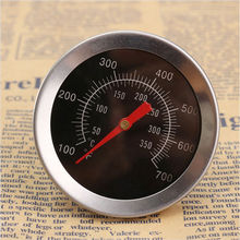 1pc Barbecue BBQ Grill Outdoor Camp Smoker Pit Cooking Thermometer Thermo Meter(China)