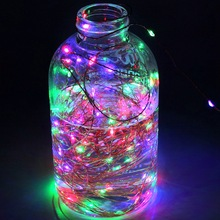 Waterproof Mini LED String Light Fairy Lights LED Strip Lamp Night Light For Christmas Wedding Xmas Garland Party Decoration