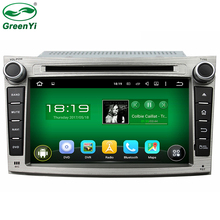 ROM 16GB Android 5.1 Car PC Android 5.1.1 Car DVD Player For Subaru Legacy Outback 2009-2012 With Stereo Radio TV GPS Navigation