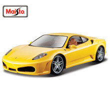 Maisto Bburago 1:24 F430 Diecast Model Car Toy New In Box Free Shipping