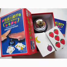 Halli Galli Board Game 2-6 Players Cards Game For Party/Family/Friends Easy To Play With Free Shipping(China)