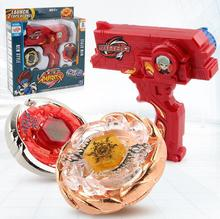 Classic toys metal fusion spinning top gyroscope 2 beyblade for sale alloy gyro plate kit sets Metal Spinning Beyblade Sets