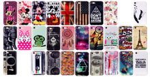 UK USA Flag Soft TPU Silicone+IMD Case For Iphone 7 I7/Plus Mickey Minnie Mouse Owl Dot Bowknot Flower Believe Love Cover 150pcs