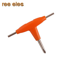 Buy REE ELEC 1pcs 3 1 T Shape Screwdriver Electronic Cigarette Accessories RDA Atomizer Tank Vape DIY Tools Cross Screwdriver for $1.07 in AliExpress store