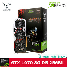 Colorful NVIDIA GeForce GTX iGame 1070 GPU Graphics card 8GB GDDR5 256bit PCI-E X16 3.0 Gaming Video Card Graphics Card GTX1070