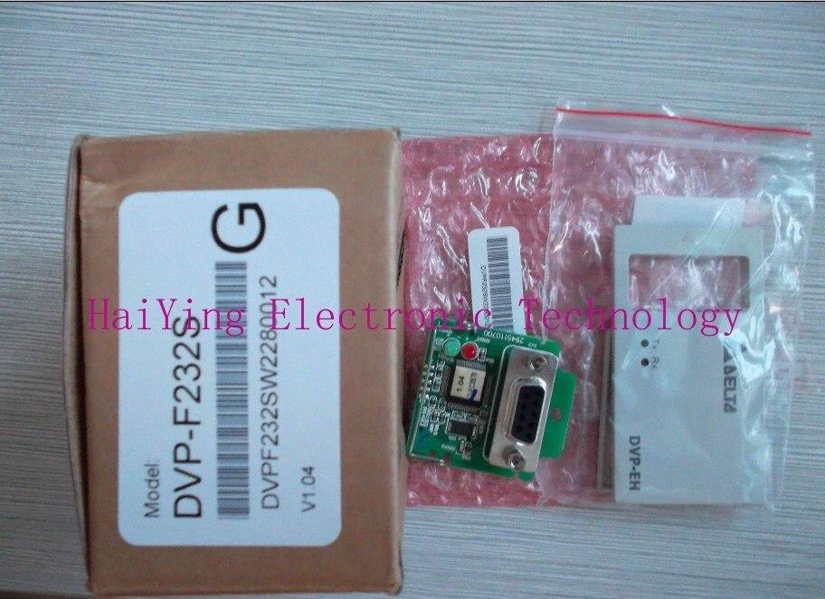 New and original  DVP-F232S  DVPF232S   DELTA  PLC Expansion board<br>
