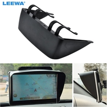 1PC Universal Sunshade Sunshine Shield For 6/7 inch Car GPS Navigator Accessories GPS Screen Visor Hood Block #CA5493(China)