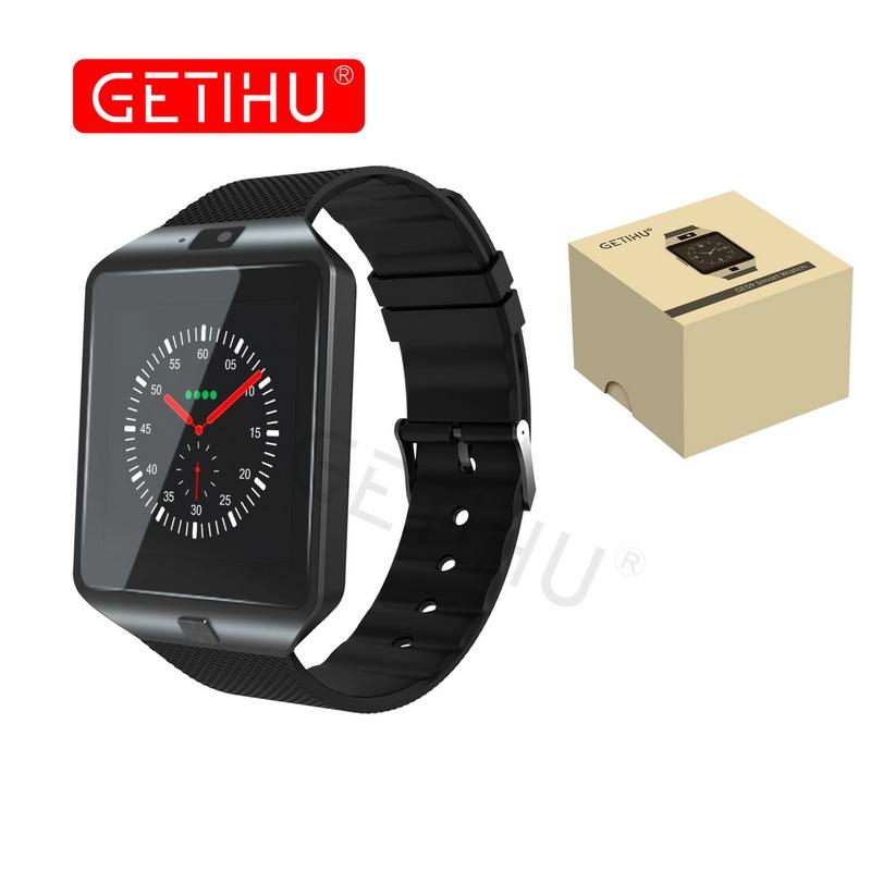 158df9534ba Smart Watch Digital DZ09 U8 Wrist with Men Bluetooth Electronics SIM Card  Sport Smartwatch camera For iPhone Android Phone Wach