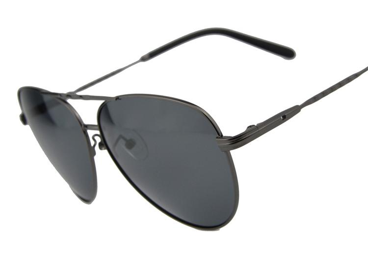 2015 Fashion Summer Titanium frame myopia lens Sunglasses High-grade refined polaroid Sun glasses Oculos Driving Gafas<br><br>Aliexpress