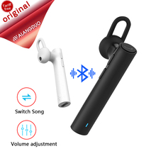 In Stock Original Xiaomi Bluetooth Earset Youth Version Wireless Earphone Headset with Build-in Mic Bluetooth4.1 Handfree Earbud