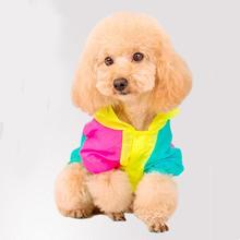 Summer Dog Coat Pet Clothes Puppy Clothing Reflective Spring T shirts UV Sun Protection Sunscreen Apparel Dog Cat Clothes