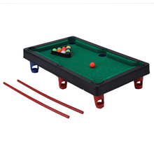 Interesting Sport Game Parent-child Interaction Snooker Pool Table Mini Wooden Toys Billiards Leisure Table Ball Games