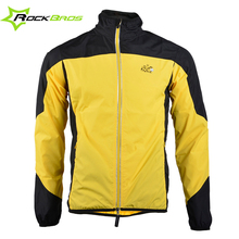 rockbros jacket custom cycling jersey bike jersey men(China)