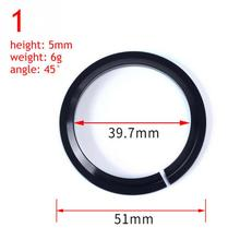 NEW Arrive Bike Headset Base Spacer Crown Race Bike Headset Washer Bicycle Parts For Bike Fix Refit Tool(China)
