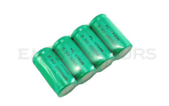4pcs  Cr123a 16340 charge lithium battery 3v 17335 battery flashlight strong light 3v rechargeable battery<br><br>Aliexpress