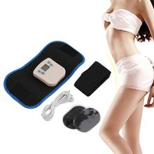 Hot Selling Electronic Body Muscle Arm leg Waist Abdominal Massage Exercise Toning Belt Slim Fit Best selling