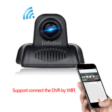 New 1920*1080P Car Wifi DVR Universal Installation as original Car Camera 170 Degree Support APP Control wifi dvr(China)