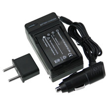 1pcs Battery+Charger NP-60 NP 60 NP60 Rechargeable Camera Battery For FUJIFILM FUJI FinePix M603 F601 F410 F401 50i Zoom(China)