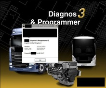 SDP3 2.31 Diagnos & Programmer(Including Crack no Dongle) Install as many PC as you like(China)