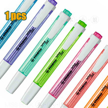 7 Colours Oblique Highlighter Pen Set 3mm Liquid Chalk Fluorescent Neon Marker LED Window Glassboard Pens