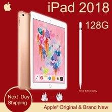 New Apple iPad 2018 (6th Generation) 128G 9.7 Retina Display A10 Fusion Chip Facetime 8MP Rear Camera 0.46kg Super Portable(China)