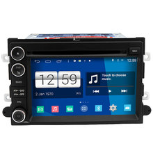 Winca S160 Android 4.4 Car DVD GPS Head Unit Sat Nav for Ford Escape 2008 - 2009 with Wifi / 3G Host Radio Stereo Tape Recorder