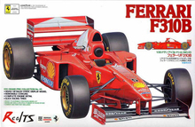 RealTS Tamiya 20045 1/20 Scale Model Car Kit F310B Sport Car Scale Hobby Model Kit(China)