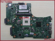 Original Laptop motherboard for toshiba satellite L650 C650 L655 V000218010 6050A2332401 DDR3 Fully Tested&Free shipping