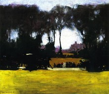 Unframed Canvas Prints - Central Park - By George Wesley Bellows(China)