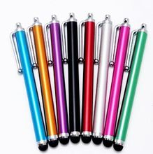 Capacitive Screen Pen Stylus Pen Touch Pen For IPAD2 IPHONE 4 6 7 Cellphone Tablet PC 500PCS Fedex EMS DHL Fast Free Shipping(China)