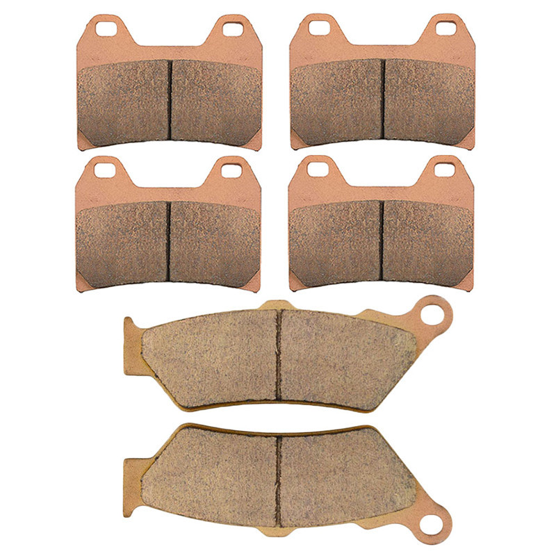 Motorcycle Parts Front &amp; Rear Brake Pads Kit For MOTO GUZZI California Jackel / Special 1100 1999-2001 Copper Based Sintered<br><br>Aliexpress