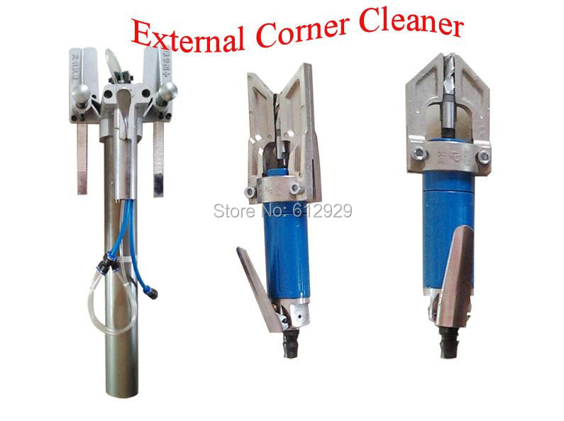 2017 HOT QJS-120 External Corner Cleaner for PVC Window machine Portable corner cleaner<br><br>Aliexpress