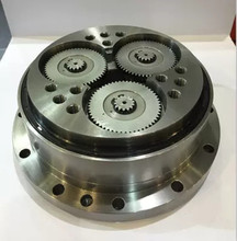 Cycloidal Gear Reducer Ratio 81:1 Max Torque 2000Nm RV Reducer for Industrial Robot Arm 1ARCMIN New