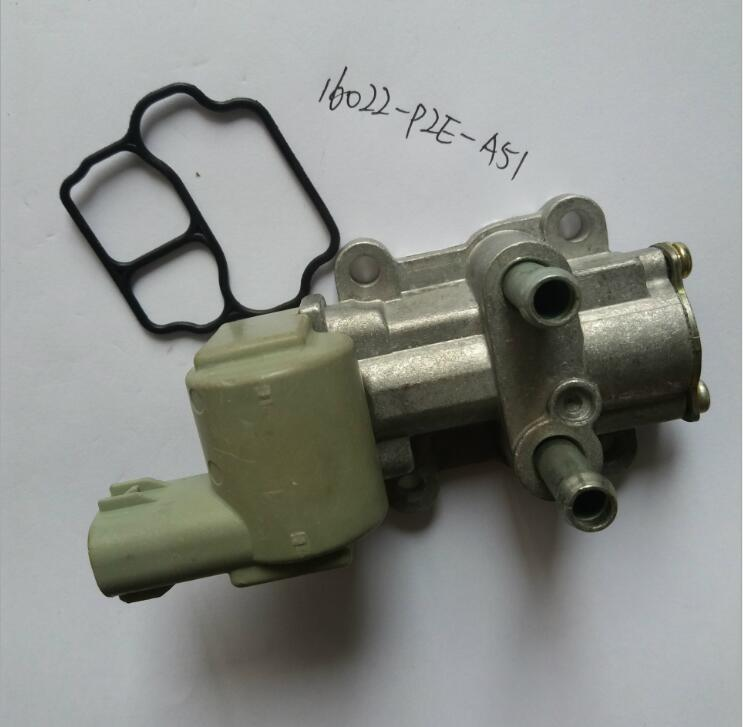 Idle Air Control Valve IACV 16022P2EA51 16022-P2E-A51 for Honda Civic CX DX EX HX LX GX 1.6L<br>
